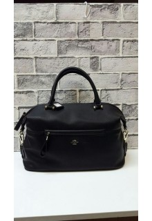 сумка Coach Leatherware Black 001